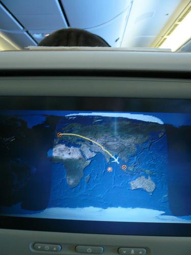 blog voyage travel avion trajet siege