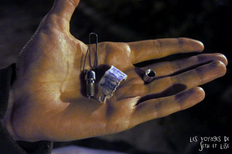 blog voyage pvt whv montreal canada tour du monde couple geocaching gps secret cache tresor treasure explorer