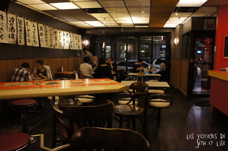 blog pvt tour du monde voyage whv montreal canada japan food ramen