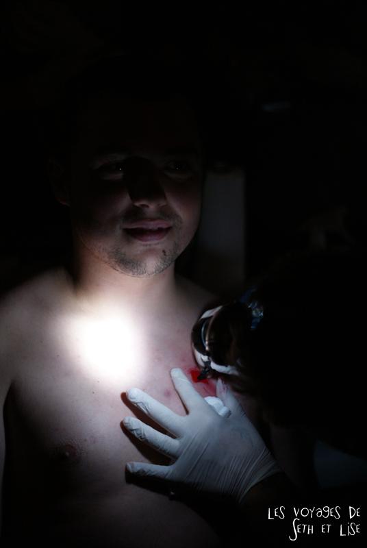 blog voyage canada montreal pvt insolite photo tatouage tatoo carre rouge emilie gamelin printemps erable loi78 tatoo-o-thon