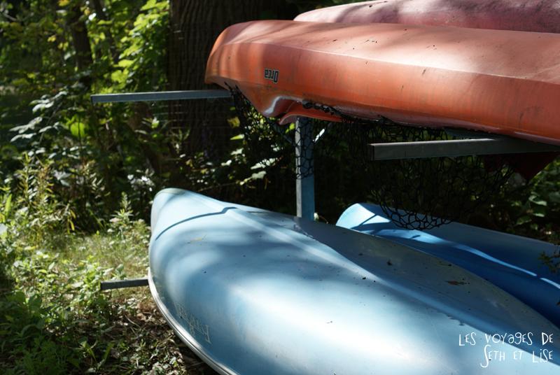 pvt canada toronto couple blog iles island ferry voyage tour du monde canoe kayak lac ontario