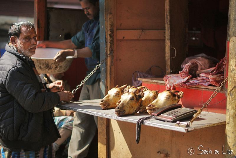 Sundhara, le quartier historique de Katmandou