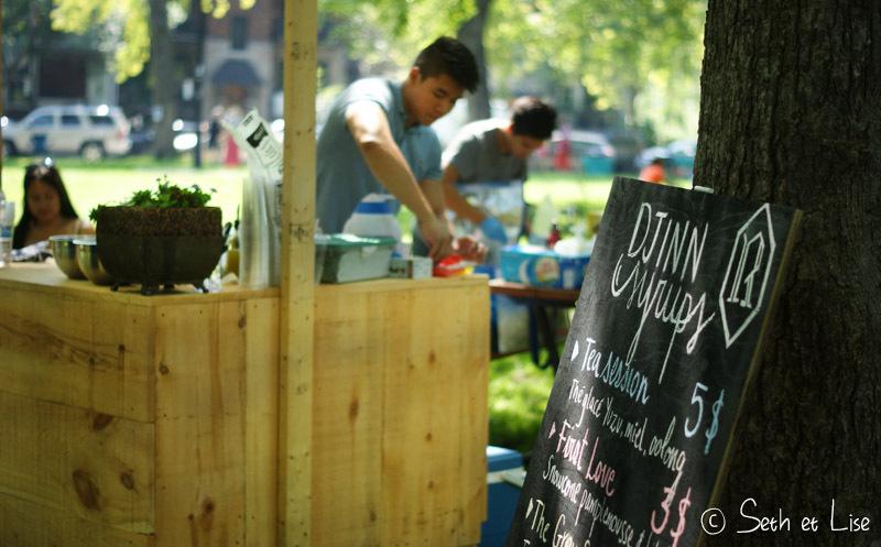 Restaurant day à Montréal