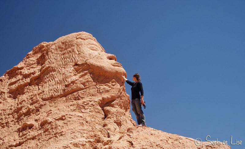 Pukara de Quitor, archéologie à Atacama